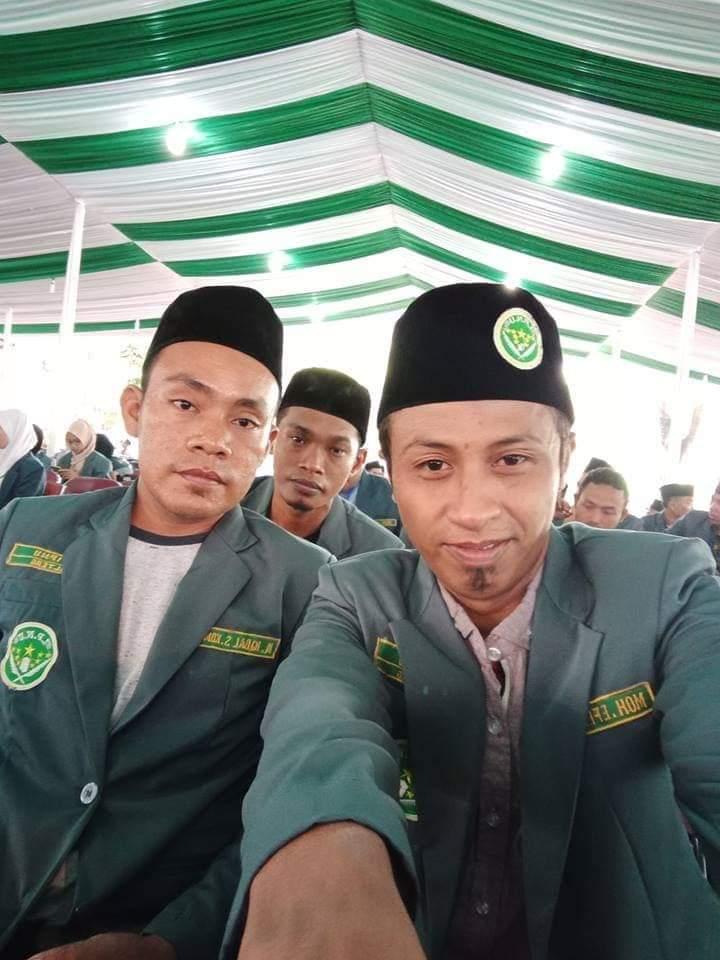 Ketua PW IPNU Sulteng , Mohammad Iqbal: Serukan Pilkada Damai