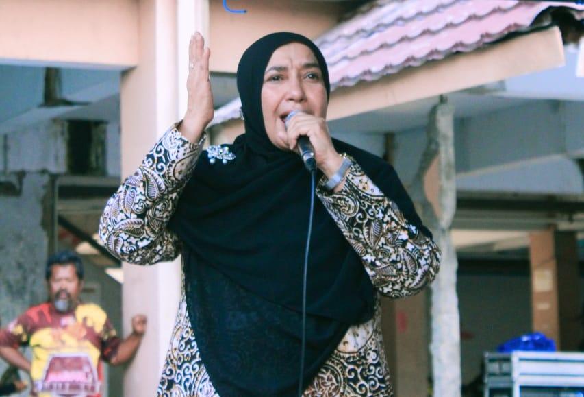 """Sakinah Aljufri : Ingin Palu Lebih Baik Dan Berkah , Pilih Aristan – Wahyudin """