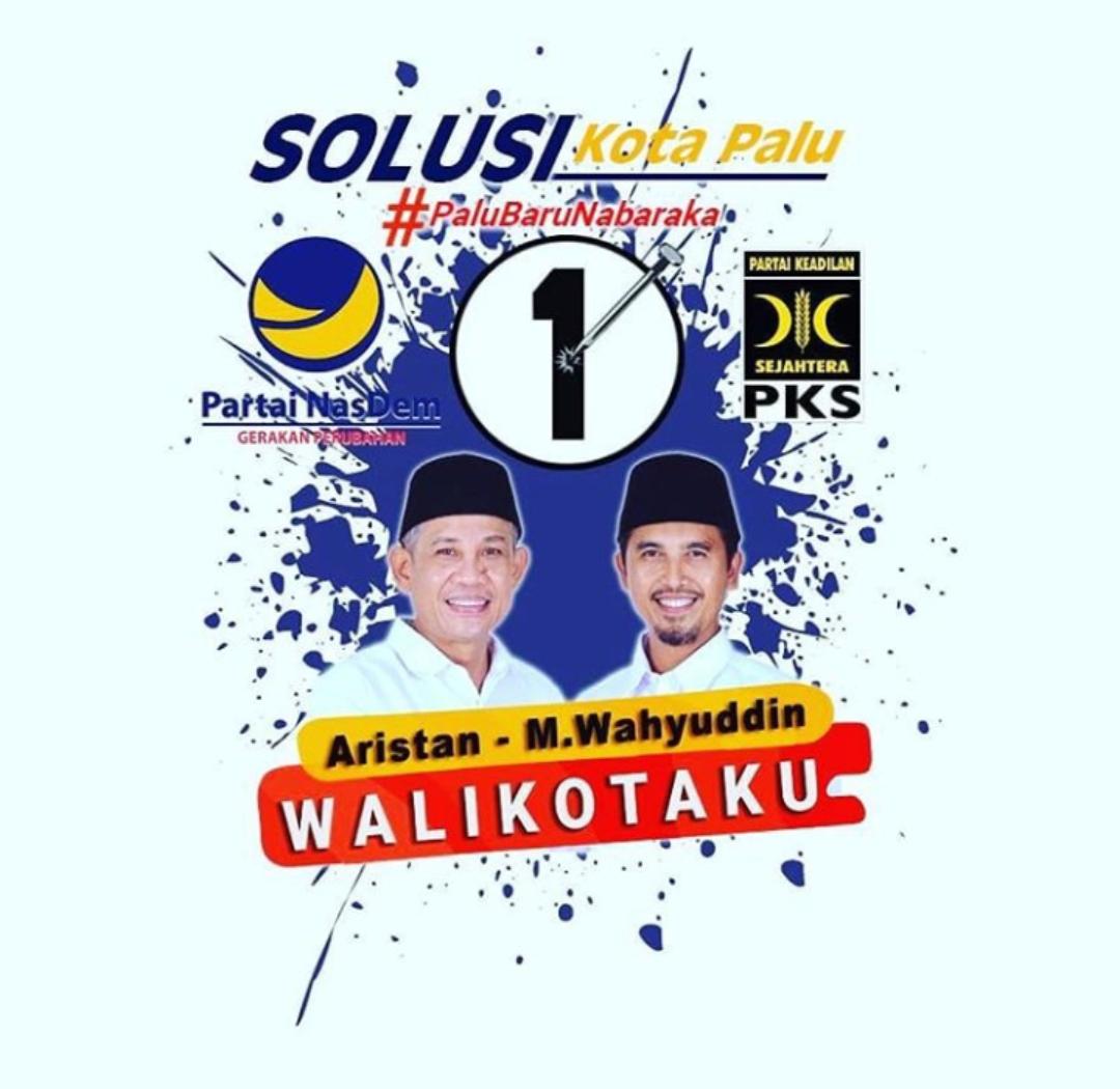 Yuk,Kenali 7 Program Unggulan (Seven Up )Paslon Wali Kota dan Wakil Wali Kota Palu ,Aristan – Wahyuddin 2020