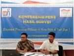 Survei MSI : Pilkada Kota Palu Belum Ada Pemenang