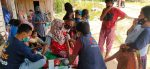 Ketua Tim Medis Hardiansyah di Dampingi Tim Rescue Partai Nasdem Periksa Kesehatan Korban Gempa