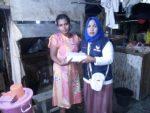 Nasdem Sulteng dan Relawan NSL Kembali Bagikan Iftar Berbuka Puasa ke Warga Penyintas di Sigi