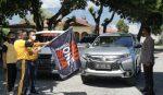 Polda Sulteng Kolaborasi Dengan Pajero Indonesia One Laksanakan Baksos Jumat Berkah